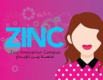 ZINC zain innovation campus