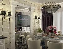 kitchen design house of Tuğcular