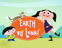 App: O Show da Luna! - Earth to Luna