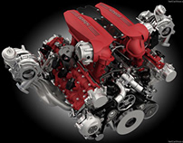 The Ferrari 488 GTB(from nextcarshow.com)