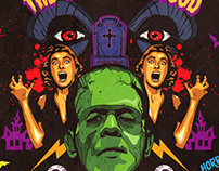 The Death of Blood(Fantastic Horrorland)