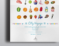Branding Project - City Voyage