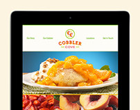 Cobbler Cove Responsive Website