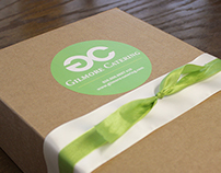 Gilmore Catering Client Gift Box