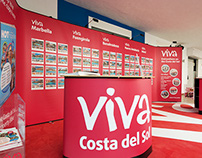Real Estate Exhibition Stand Design - VIVA