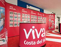 Real Estate Exhibition Stand Design - VIVA