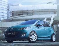Mazda 2 City