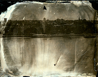 Lavender scent and collodion babysteps
