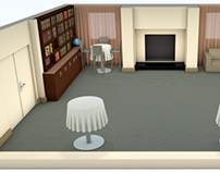 Novotel Forest Creswick 3D Project
