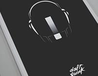 DaftPunk / Artwork-Poster