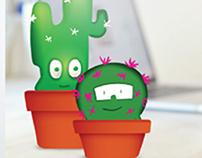 """Pot Plants Mania """"vinyl toys project"""""""