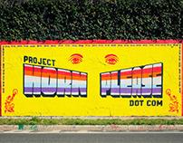 34TH STREET GRAFFITI WALL