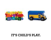 SLO Bus Ad Campaign