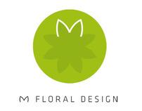 Logo for M Floral Design