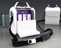 Medical Cooler | Master Thesis