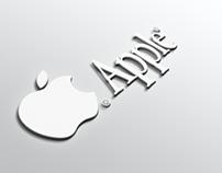Apple logo!!