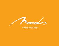 MOODS, wine, food, joy
