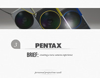 Pentax camera project