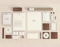 Stationery / Branding Mock Up