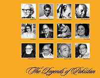The Legends of Pakistan - FFBL's Perpetual Planner 2010