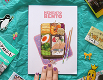 MEMENTO BENTO - Japan travel diary 2014 -