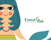 Central Park 1001 Mascot Competition 2010