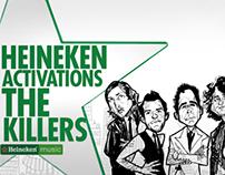 Heineken The Killers
