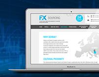 FX Sourcing - website