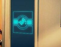 Security Door UI