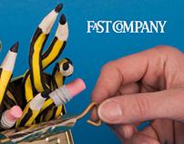 PENCIL & SARDINE • Fast Company