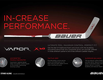 Bauer Hockey - Various Posters/Ads