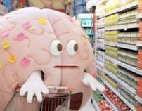 GNC - Brain ( Tv Spot ) NEW!