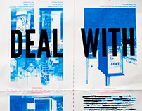 Deal with it I Poster