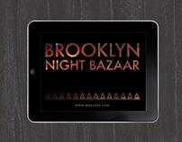 Brooklyn Night Bazaar - Digital Publication