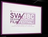 SVA/BBC Design Documentary Film Festival