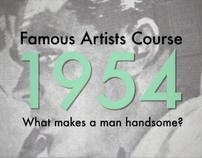 Handsome Man - Motion Graphic
