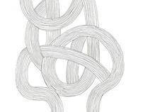 Illustration. Follow the yellow path