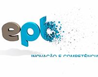 Animação do logótipo da EPB