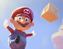 Mario Kick ass!