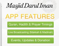 Flyer - Masjid Dar-ul-Iman