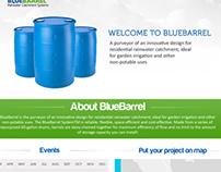 Blue - Website
