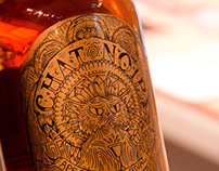 Chronological Context Bottles Branding