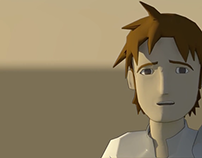Animation Demo Reel, april 2013