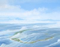 A Bird's Trip | Speed Painting