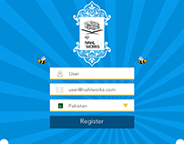 Nahl Works _ Qur'an App for kids on iPAD