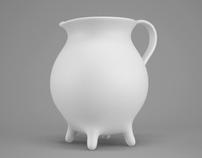 """""""juggs"""" the milk jug"""
