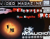 Flash App - Interactive Multimedia Magazine
