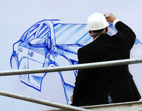 Chevrolet | The Hand-drawn Billboard