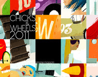 Chicks & Wheels 2011