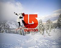 Burton Snowboard boots concept